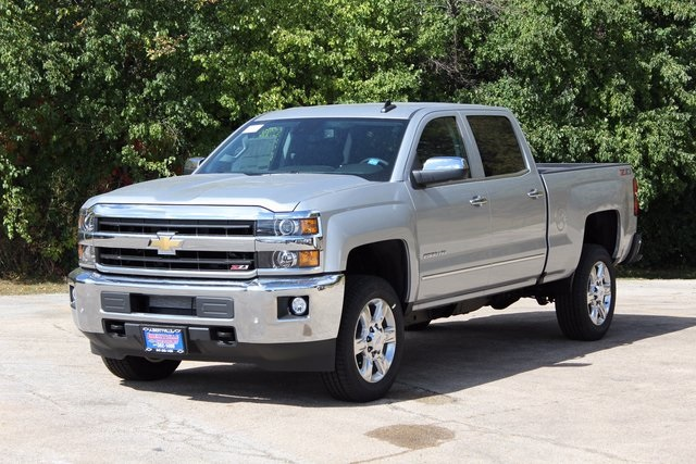 2018 Chevrolet Silverado 2500hd Best New Cars For 2018