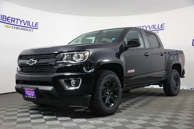 Chevy Trax Lease >> New 2020 Chevrolet Colorado Z71 4D Crew Cab in Libertyville #T28038 | Libertyville Chevrolet