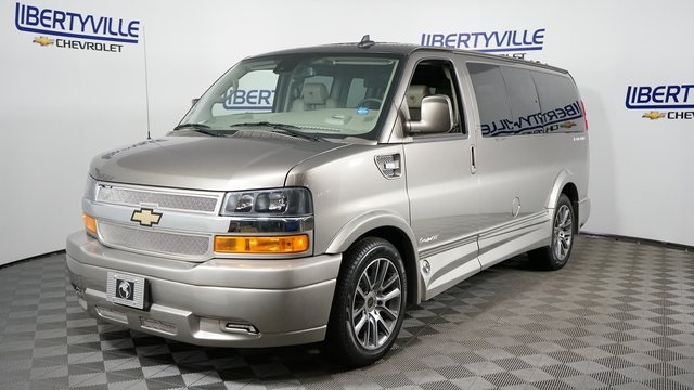 f8eaeda65a New 2019 Chevrolet Express 2500 Work Van 3D Cargo Van in ...