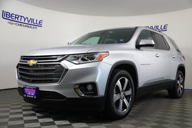 Incredible New 2020 Chevrolet Traverse Lt Leather Awd Evergreenethics Interior Chair Design Evergreenethicsorg