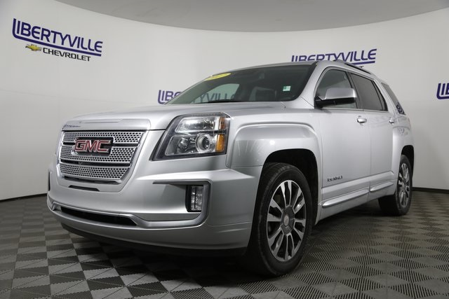 Certified Pre-Owned 2017 GMC Terrain Denali