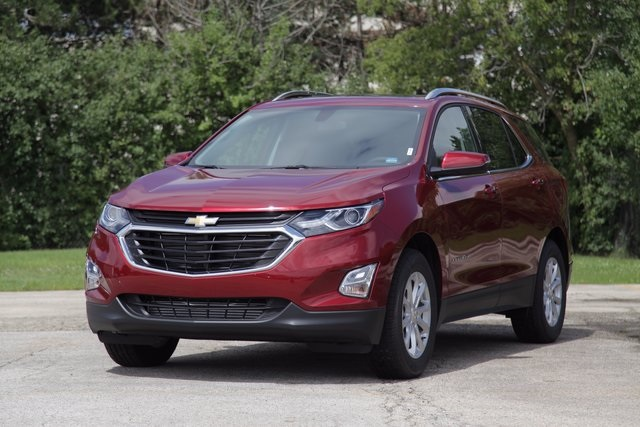 New 2018 Chevrolet Equinox LT 4D Sport Utility in ...