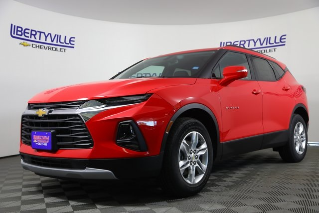New 2020 Chevrolet Blazer 2LT