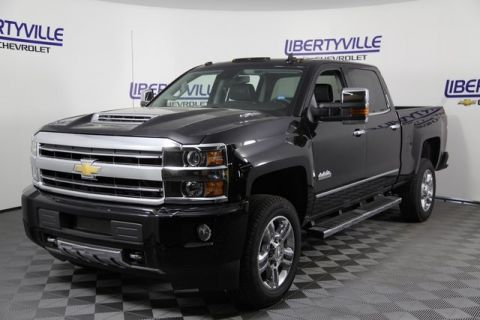 New 2018 Chevrolet Silverado 2500hd Ltz 4d Crew Cab In