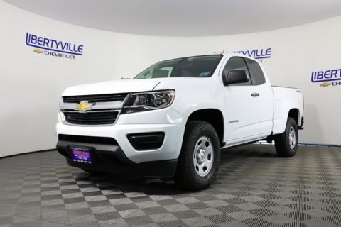 New 2019 Chevrolet Colorado Work Truck