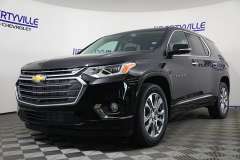New 2020 Chevrolet Traverse Premier
