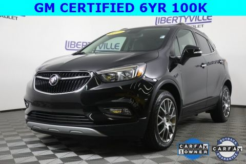 Certified Pre-Owned 2017 Buick Encore Sport Touring